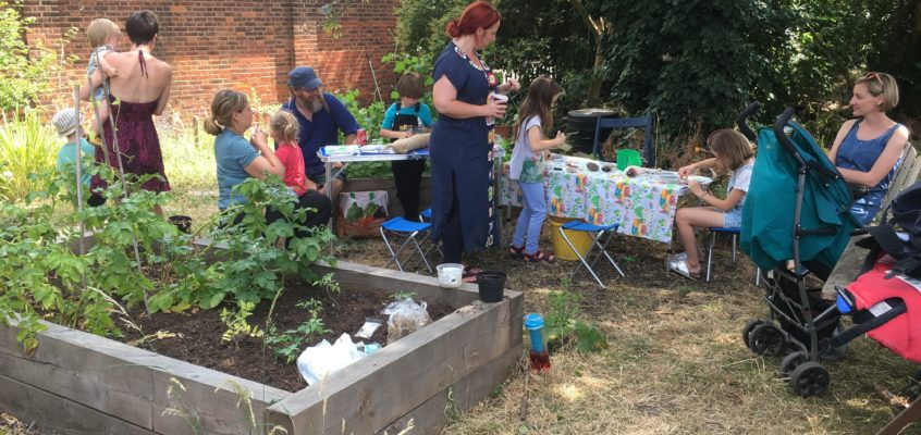 Art in Nature Day July 14th