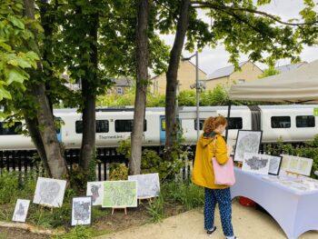 Monthly Community Market @ Crofton Park Railway Garden | England | United Kingdom